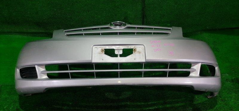 Бампер Toyota Corolla Spacio ZZE124 2003 передний (б/у)