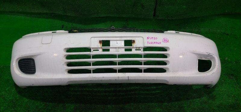 Бампер Toyota Funcargo NCP20 передний (б/у)