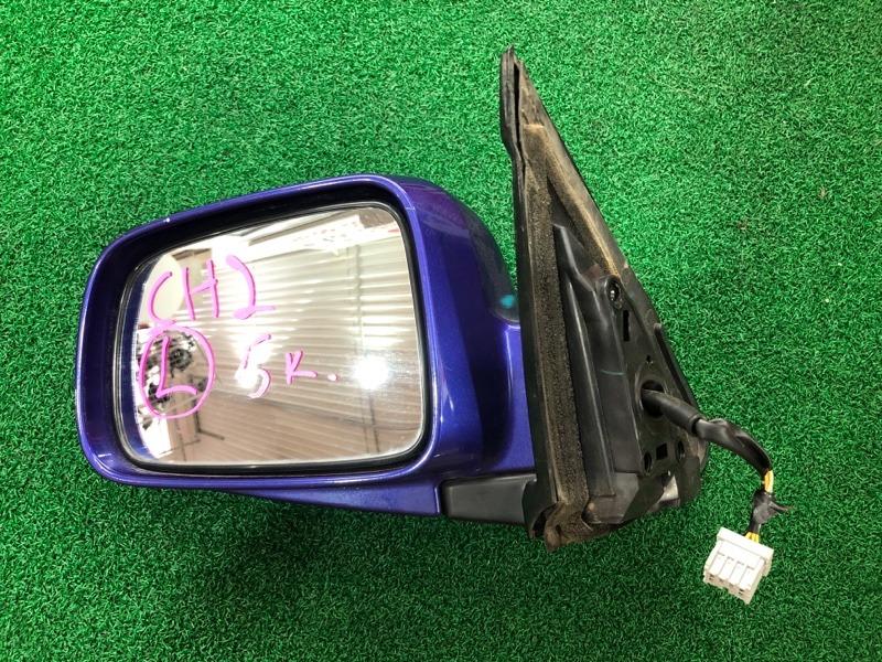 Зеркало Honda Hr-V GH2 левое (б/у)