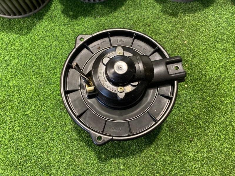 Мотор печки Toyota Corolla Allex NZE124 1NZ-FE (б/у)