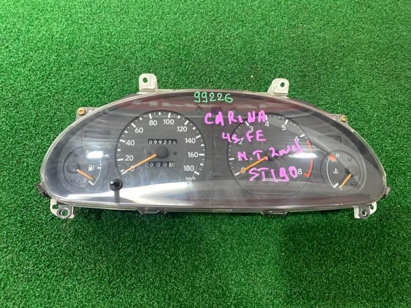 Спидометр Toyota Carina ST190 4S-FE (б/у)