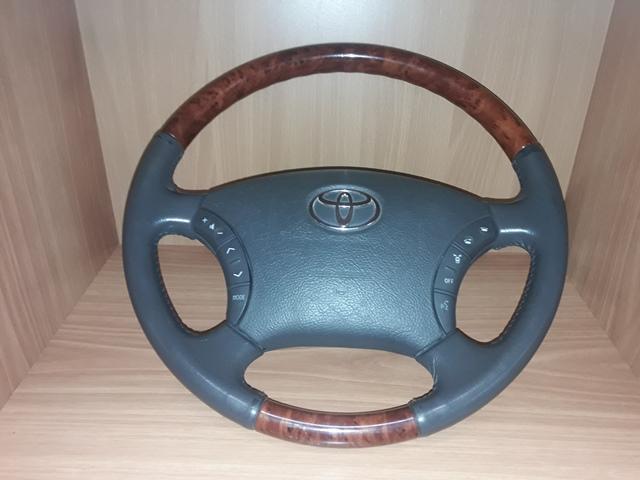 Руль Toyota Alphard MNH15 (б/у)