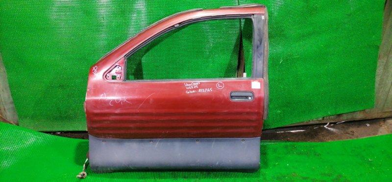 Дверь Isuzu Vehicross UGS25 передняя левая (б/у)