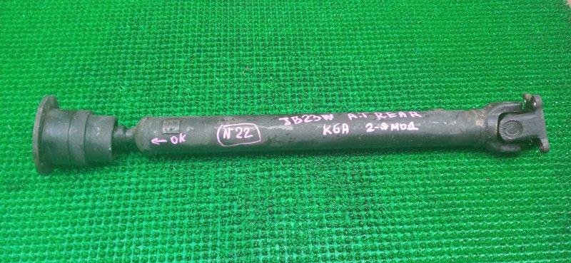 Кардан Suzuki Jimny JB23W K6A задний (б/у)