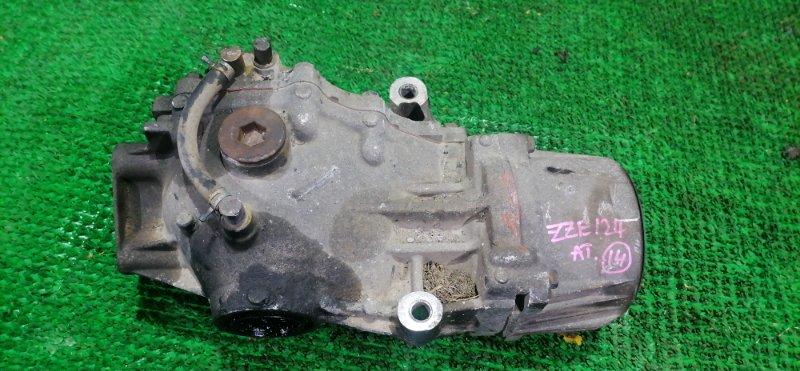 Редуктор Toyota Corolla ZZE124 1ZZ задний (б/у)