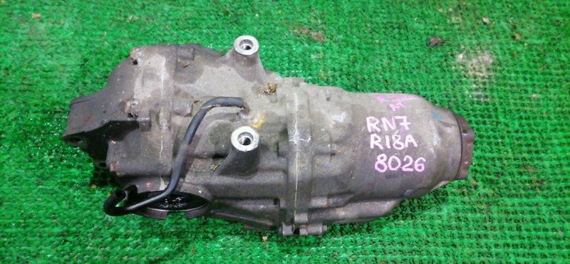 Редуктор Honda Stream RN7 R18A задний (б/у)