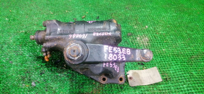 Рулевой редуктор Mitsubishi Canter FE53EB 4M51 (б/у)