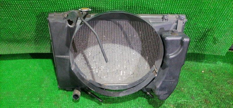 Радиатор Toyota Crown LS151 2L-TE (б/у)