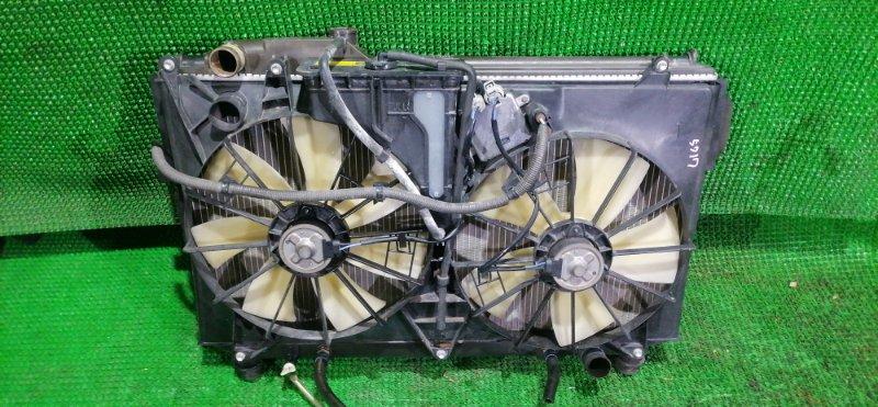 Радиатор Toyota Celsior UCF31 3UZ-FE (б/у)
