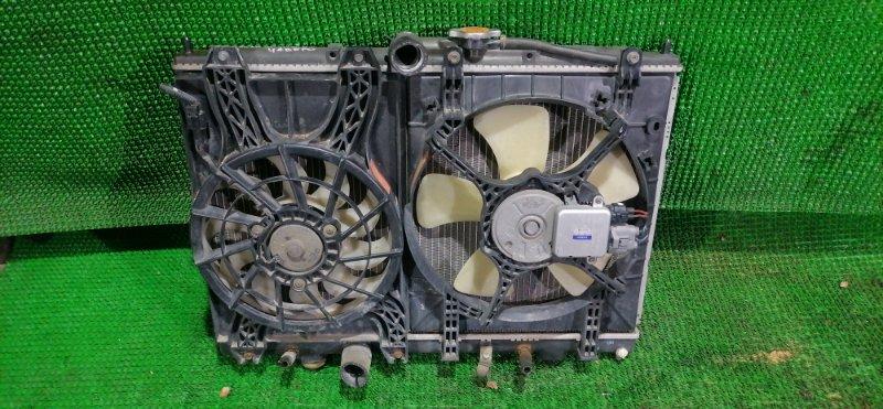 Радиатор Mitsubishi Pajero Io H77W 4G94 (б/у)