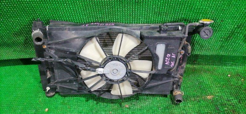 Радиатор Toyota Corolla NZE121 1NZ (б/у)