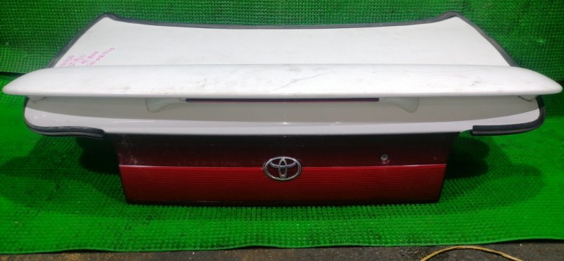 Крышка багажника Toyota Carina ST190 (б/у)
