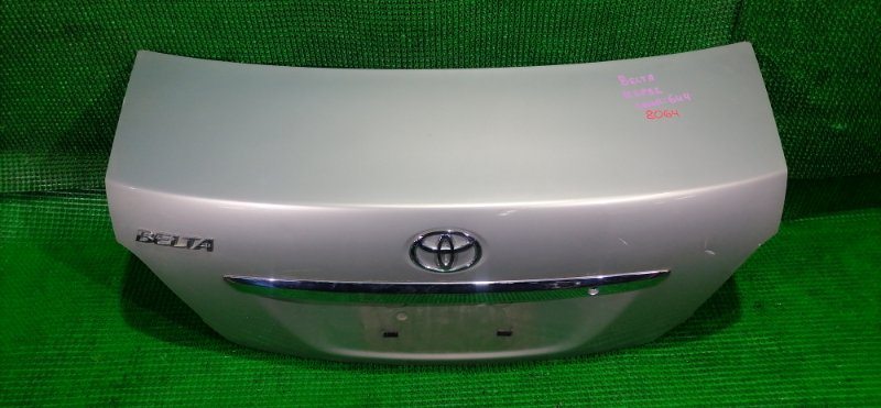Крышка багажника Toyota Belta KSP92 (б/у)