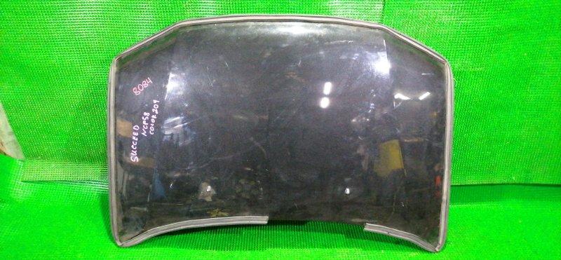 Капот Toyota Succeed NCP58 (б/у)