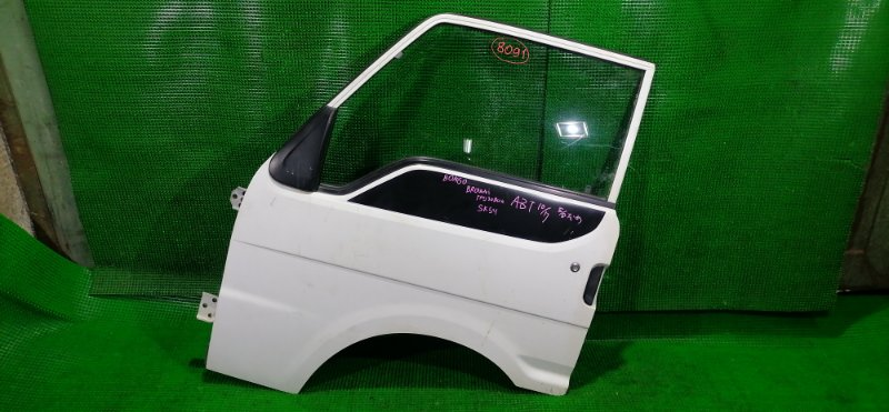 Дверь Mazda Bongo Brawny SK54 передняя левая (б/у)