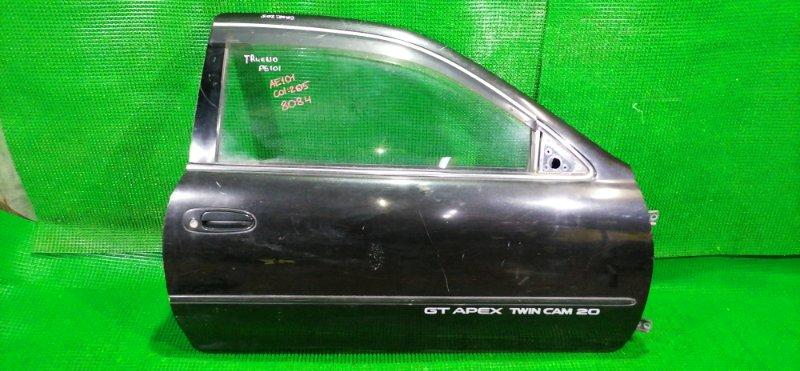 Дверь Toyota Trueno AE101 передняя правая (б/у)