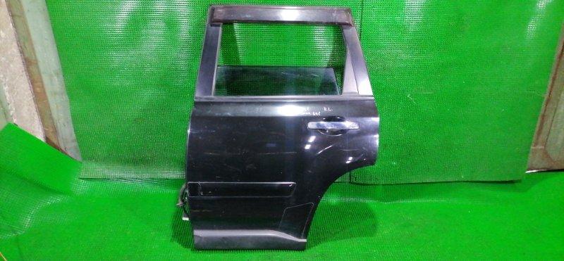 Дверь Nissan X-Trail NT31 задняя левая (б/у)