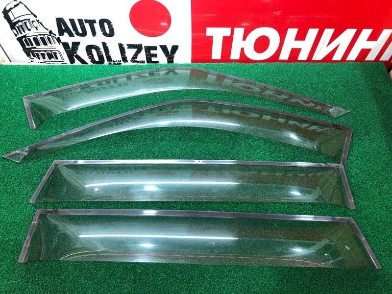 Ветровики комплект Suzuki Escudo TX92 (б/у)