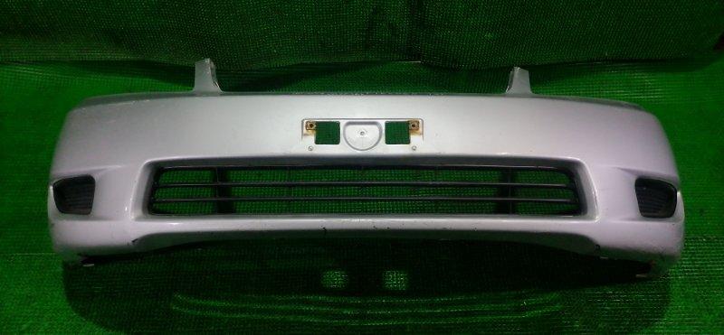 Бампер Toyota Corolla Fielder NZE121 передний (б/у)