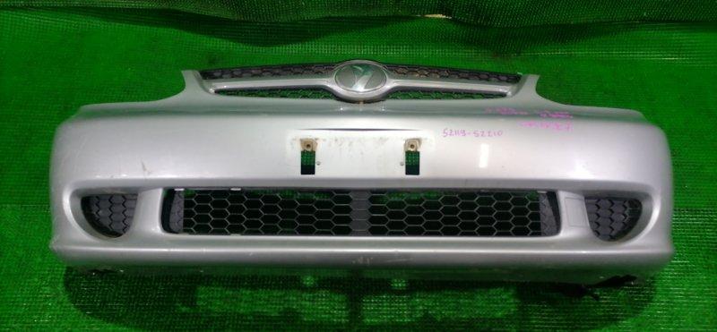 Бампер Toyota Platz NCP16 передний (б/у)