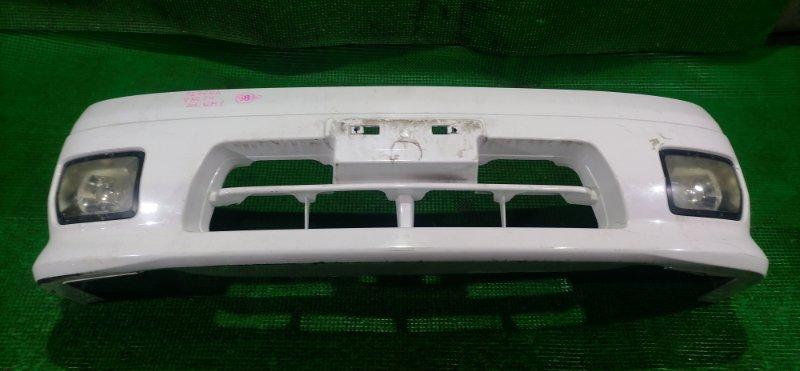 Бампер Nissan Serena C24 передний (б/у)