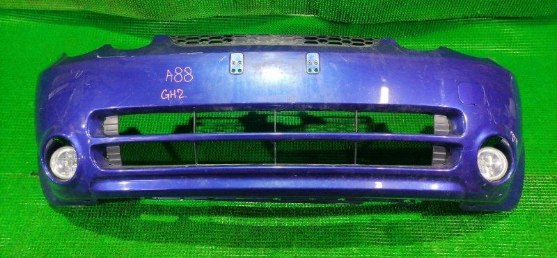 Бампер Honda Hr-V GH2 D16A 1999 передний (б/у)