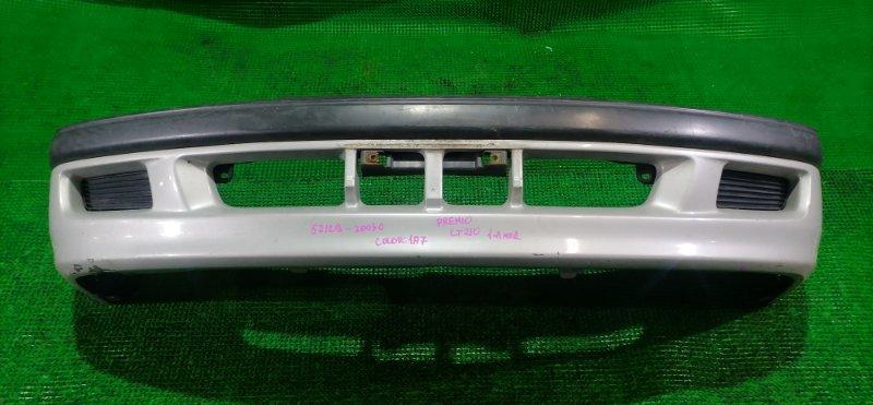 Бампер Toyota Corona Premio CT210 передний (б/у)