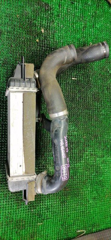 Интеркуллер Nissan Juke NF15 MR16DDT (б/у)