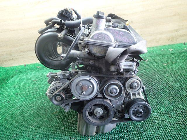 Двс Toyota Vitz SCP90 2SZ-FE (б/у)