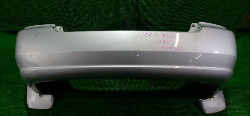 Бампер Suzuki Aerio RA21S задний (б/у)