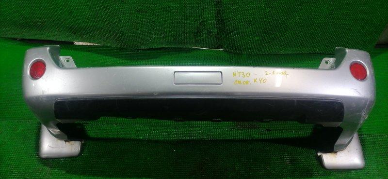 Бампер Nissan X-Trail NT30 задний (б/у)