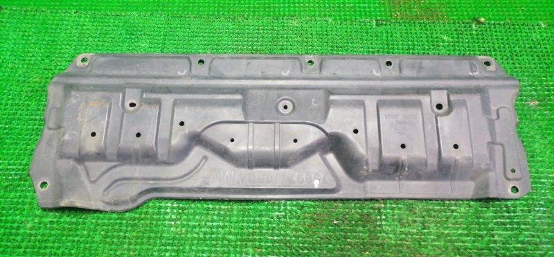Защита бампера Nissan X-Trail NT31 передняя (б/у)