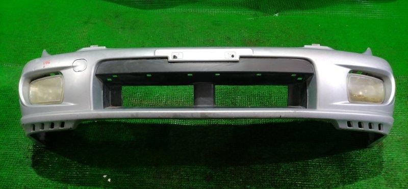 Бампер Subaru Impreza GG2 передний (б/у)