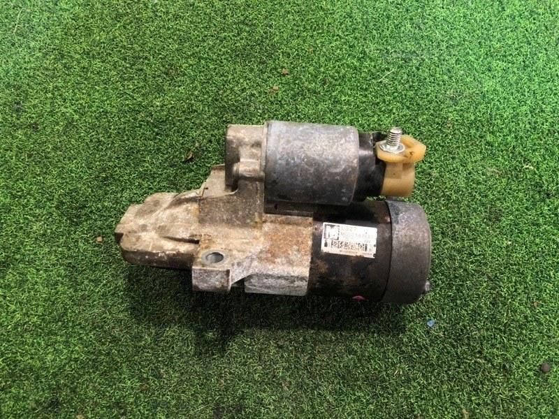 Стартер Mazda Mpv LY3P L3-VDT (б/у)