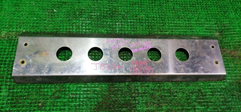 Защита бампера Suzuki Jimny JB23W передняя (б/у)