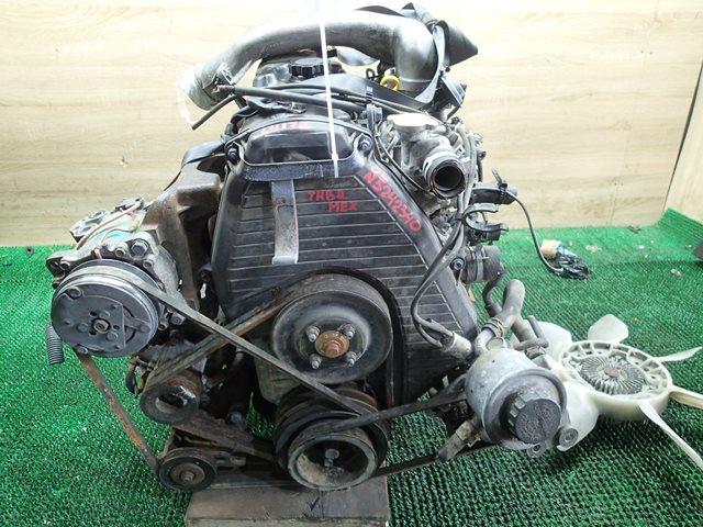 Двс Toyota Hiace LH178 5L 2002 (б/у)