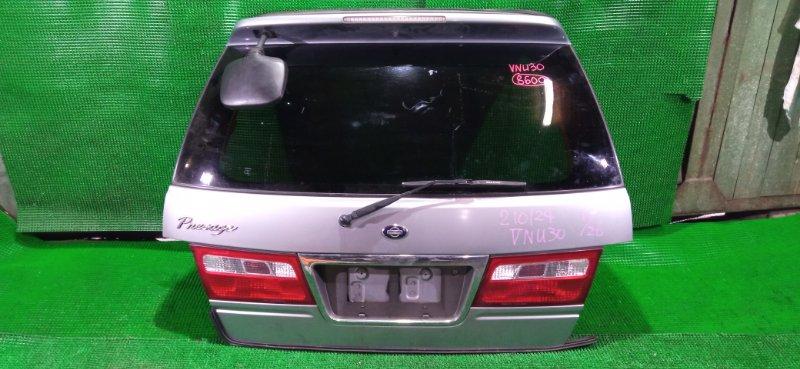 Дверь 5-я Nissan Presage VNU30 (б/у)