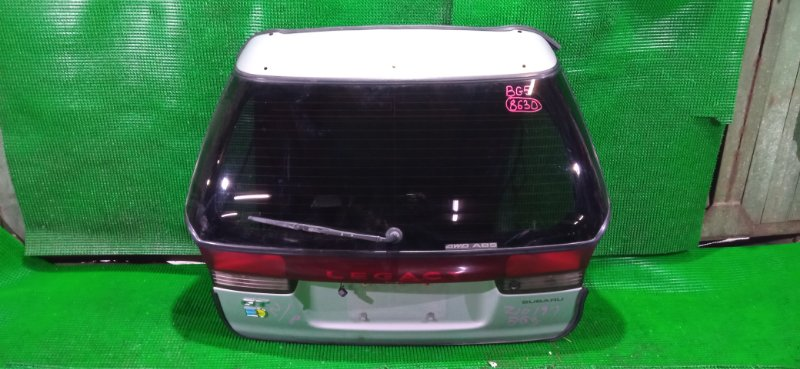 Дверь 5-я Subaru Legacy BG5 (б/у)