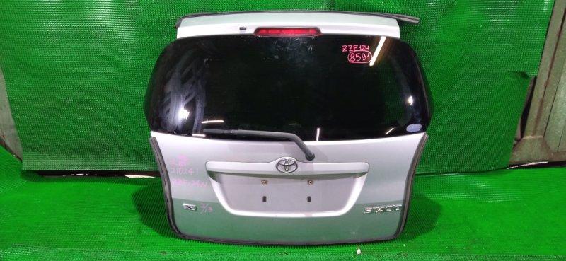 Дверь 5-я Toyota Corolla Spacio ZZE124 (б/у)