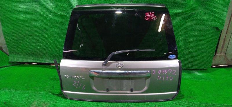 Дверь 5-я Nissan X-Trail NT30 (б/у)