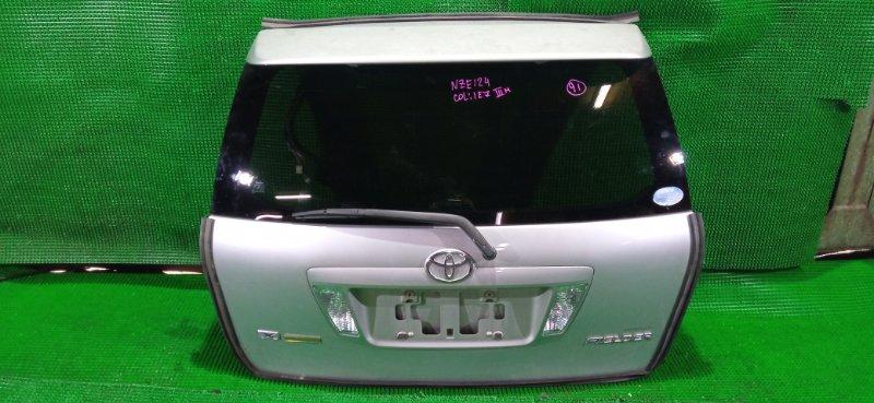 Дверь 5-я Toyota Corolla Fielder NZE124 (б/у)