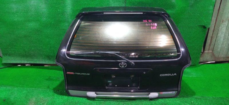 Дверь 5-я Toyota Corolla AE101 4A-GE 1996 (б/у)
