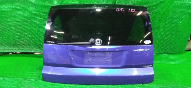 Дверь 5-я Honda Hr-V GH2 D16A 1999 (б/у)