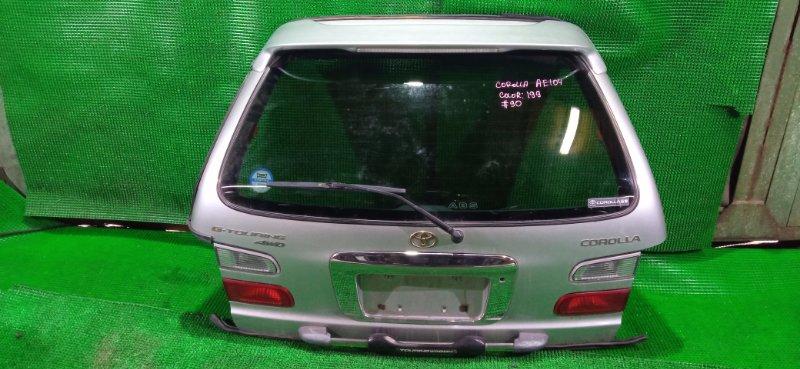 Дверь 5-я Toyota Corolla AE104 (б/у)
