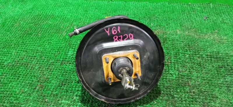 Главный тормозной цилиндр Nissan Safari Y61 (б/у)