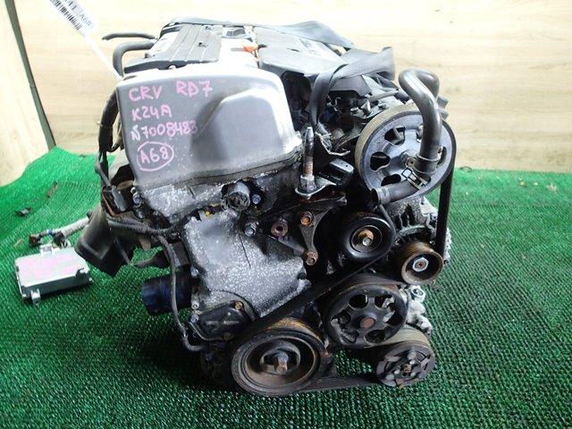 Двс Honda Cr-V RD7 K24A 2005 (б/у)