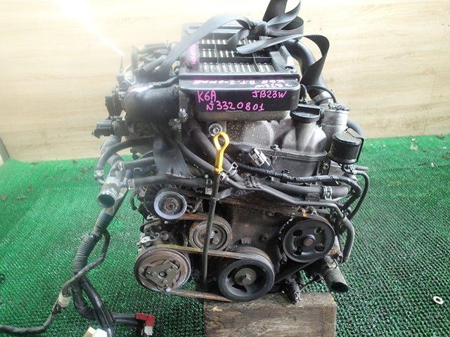 Двс Suzuki Jimny JB23W K6A (б/у)