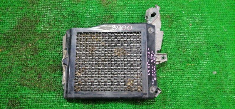 Интеркуллер Mazda Mpv LY3P L3 (б/у)