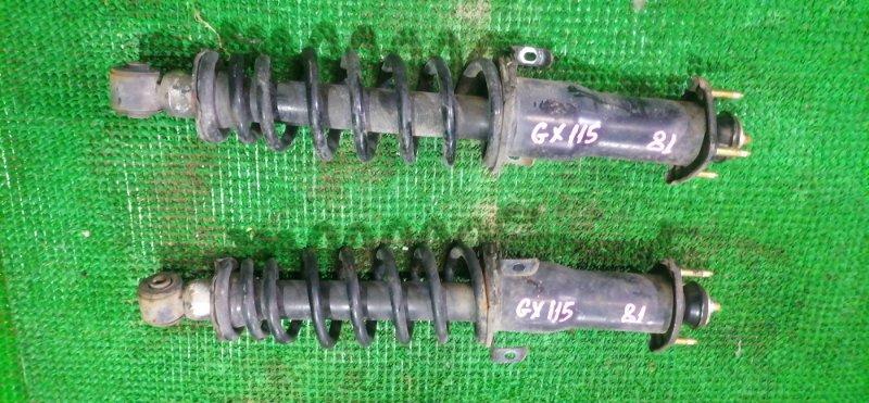 Стойка подвески Toyota Mark Ii GX115 задняя (б/у)