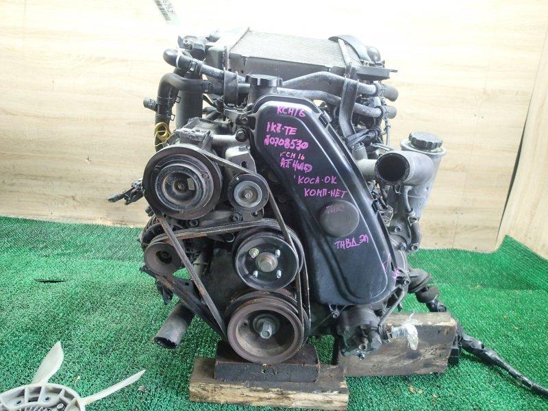Двс Toyota Granvia KCH16 1KZ-TE 1999 (б/у)